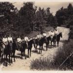 Sam Dawson's Camp History: An older map