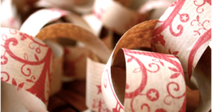 It's a wrap; recycling Christmas wrappings