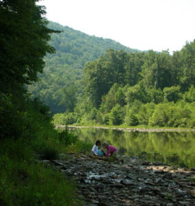 A charmed life at Camp Alleghany