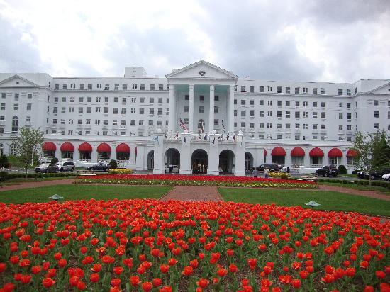 The Greenbrier Room Rate