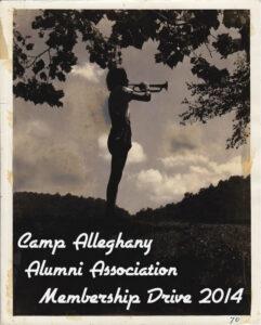 Camp Alleghany Alumni Membership Drive