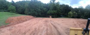 Land for the rifle range