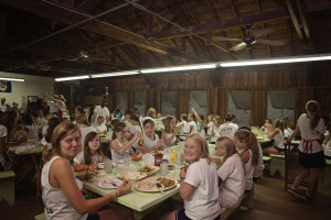 How Camp Alleghany cultivates adventuresome eaters