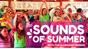 Department Series: Alleghany Singers at Camp Alleghany