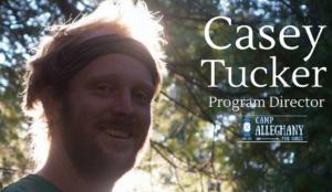 Welcoming Casey Tucker, New Program Director