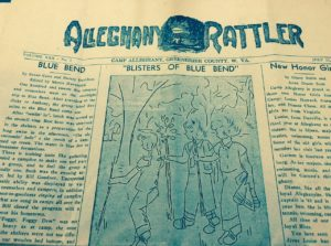 From the Rattler: Old Timey Outdoors