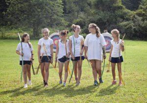 Camps building life skills