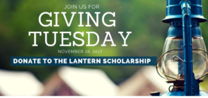 Giving Tuesday: 'Ghany's Lantern Scholarship