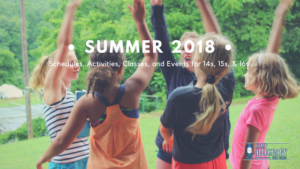 LIT 2018 Update: What Does Summer 2018 Look Like?