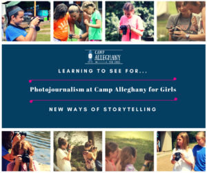 Department Series: Photography Class at Camp Alleghany