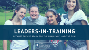 LIT 2018 Update: Why Be a Leader-In-Training?