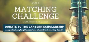 Lantern Fund Matching Challenge