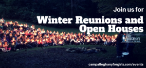 December Winter Reunions/Open Houses